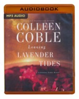 Leaving Lavender Tides: A Lavender Tides Novella - unabridged audiobook on MP3-CD