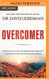 Overcomer: Finding New Strength in Claiming God's Promises - unabridged audiobook on MP3-CD