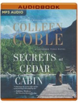 Secrets at Cedar Cabin - unabridged audiobook on MP3-CD