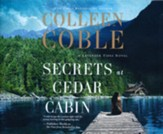 Secrets at Cedar Cabin - unabridged audiobook on CD