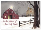 A Light in the Stable, Boxed Christmas Cards