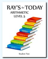 Ray's For Today Arithmetic Level 5 Student Text