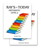 Ray's For Today Arithmetic Level 5 Set
