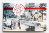 Jesus Is The Reason, Box of 18 Christmas Cards
