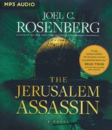 The Jerusalem Assassin, Unabridged Audiobook on MP3-CD