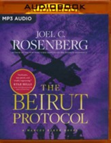 The Beirut Protocol Unabridged Audiobook on MP3-CD