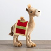 Shepherd on the Search Plush Camel