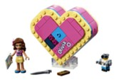 LEGO ® Friends Olivia's Heart Box