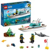 LEGO ® City Diving Yacht