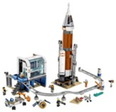 LEGO ® City Deep Space Rocket and Launch Control