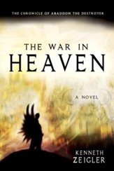 The War in Heaven, Tears of Heaven Series #2 - eBook