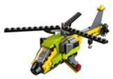 LEGO ® Creator 3-in-1 Helicopter Adventure