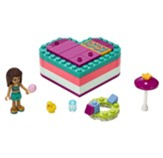 LEGO ® Friends Andrea's Summer Heart Box