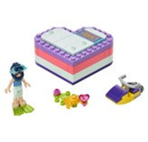 LEGO ® Friends Emma's Summer Heart Box