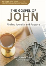 The Gospel of John 12 Session DVD Study  - Slightly Imperfect
