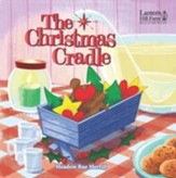 The Christmas Cradle - Board Book  - Slightly Imperfect