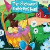 The Backward Easter Egg Hunt - board book