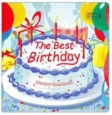 The Best Birthday - Board Book  - Slightly Imperfect
