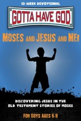 Moses and Jesus and Me! - boy edition