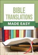 Bible Translations Made Easy