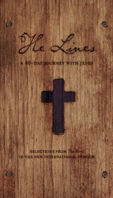 He Lives; A 40 Day Journey with Jesus; Custom