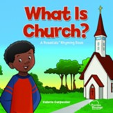 What is Church? - Board book