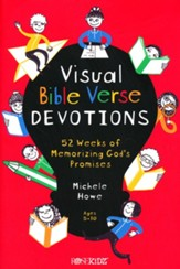 Visual Bible Verse Devotions: 52 Weeks of Memorizing God's Promises