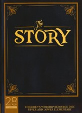The Story Children's Worship Resource Disc