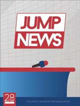 JUMP News Children's Worship Program Guide