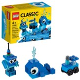 LEGO ® Classic Creative Blue Bricks