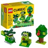 LEGO ® Classic Creative Green Bricks