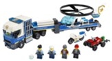 LEGO ® City Police Helicopter Transport