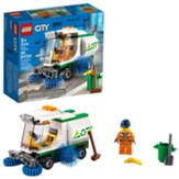 LEGO ® City Street Sweeper