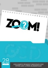 Zoom Children's Worship Resource Disc