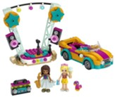 LEGO ® Friends Andrea's Car & Stage