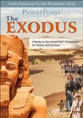 The Exodus - Powerpoint CD-Rom