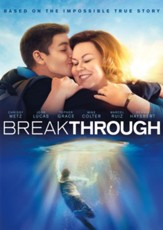 Breakthrough, DVD