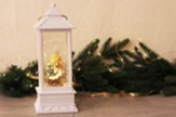 Holy Family LED Swirl Lantern
