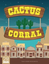 Cactus Corral Take-Home Resources: Lessons on the Fruit of the Spirit from Acts