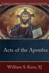 Acts of the Apostles (Catholic Commentary on Sacred Scripture) - eBook