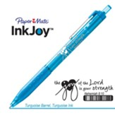PaperMate Inkjoy Pen, Turquoise