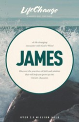James, LifeChange Bible Study - eBook