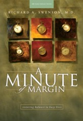 A Minute of Margin: Restoring Balance to Busy Lives - 180 Daily Reflections - eBook