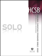 SOLO HCSB: An Uncommon Devotional - eBook