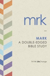 Mark: A Double-Edged Bible Study - eBook