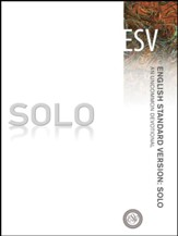 SOLO ESV: An Uncommon Devotional - eBook