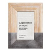 Appreciation, 1 Thessalonians 5:18 Framed Art