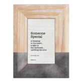 Someone Special, Matthew 5:16 Framed Art