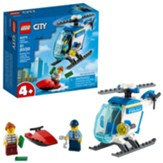 LEGO ® City Police Helicopter