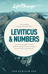Leviticus & Numbers, LifeChange Bible Study - eBook